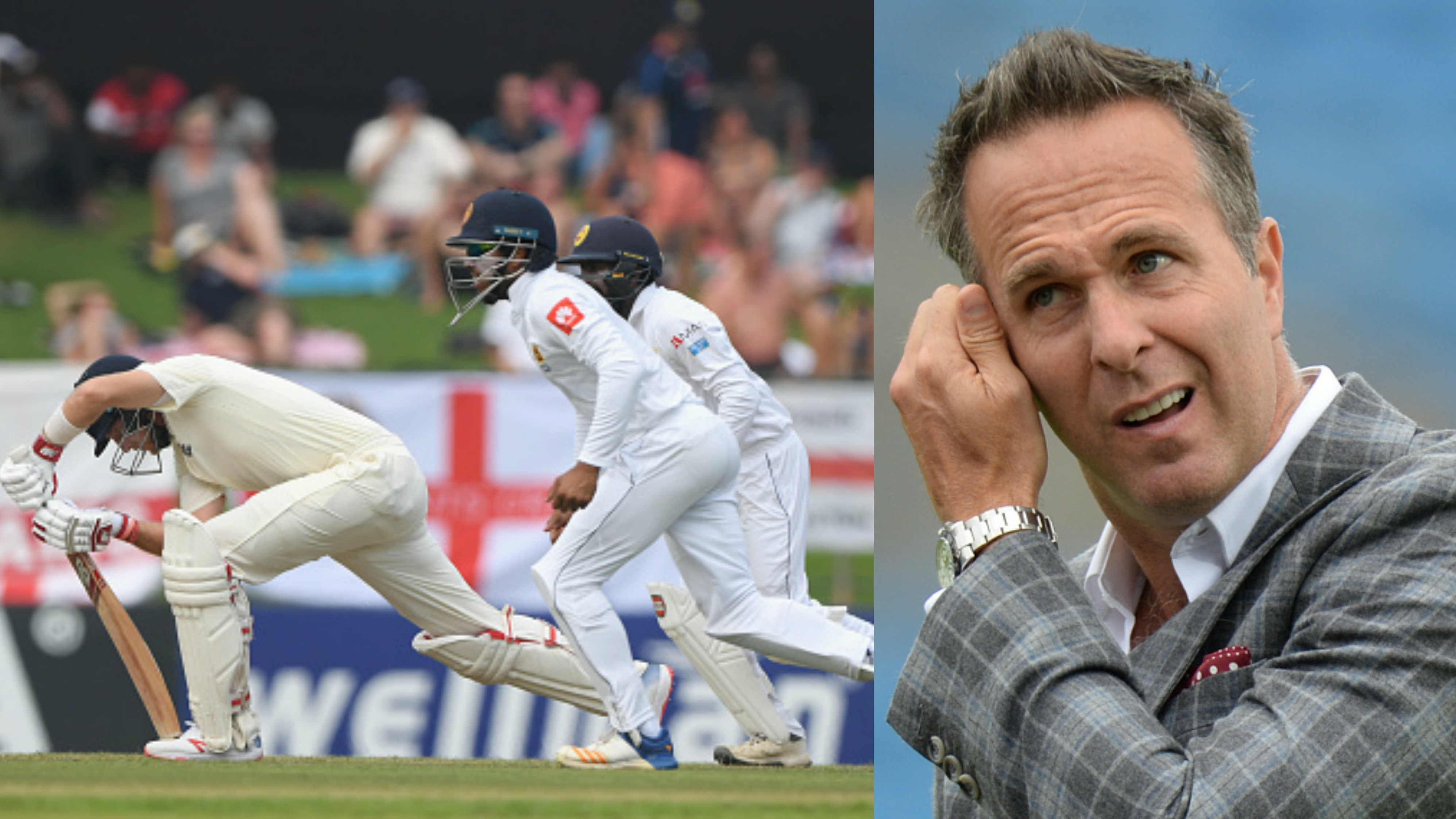SL v ENG 2018: Michael Vaughan predicts number three to be a floating batting position for England