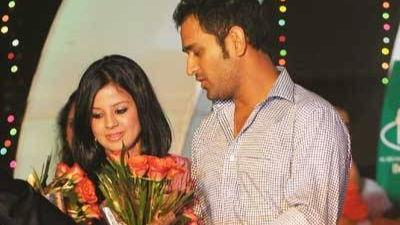 Sakshi Dhoni reveals her first impression about MS Dhoni when they met back in 2007