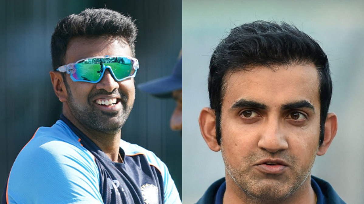 He gives you a completely new dimension: Gautam Gambhir on R Ashwin's selection for T20 World Cup 2021