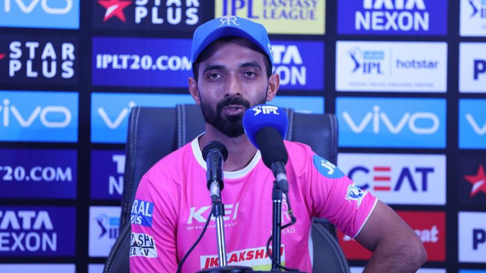 IPL 2018: Ajinkya Rahane penalized for slow over rate