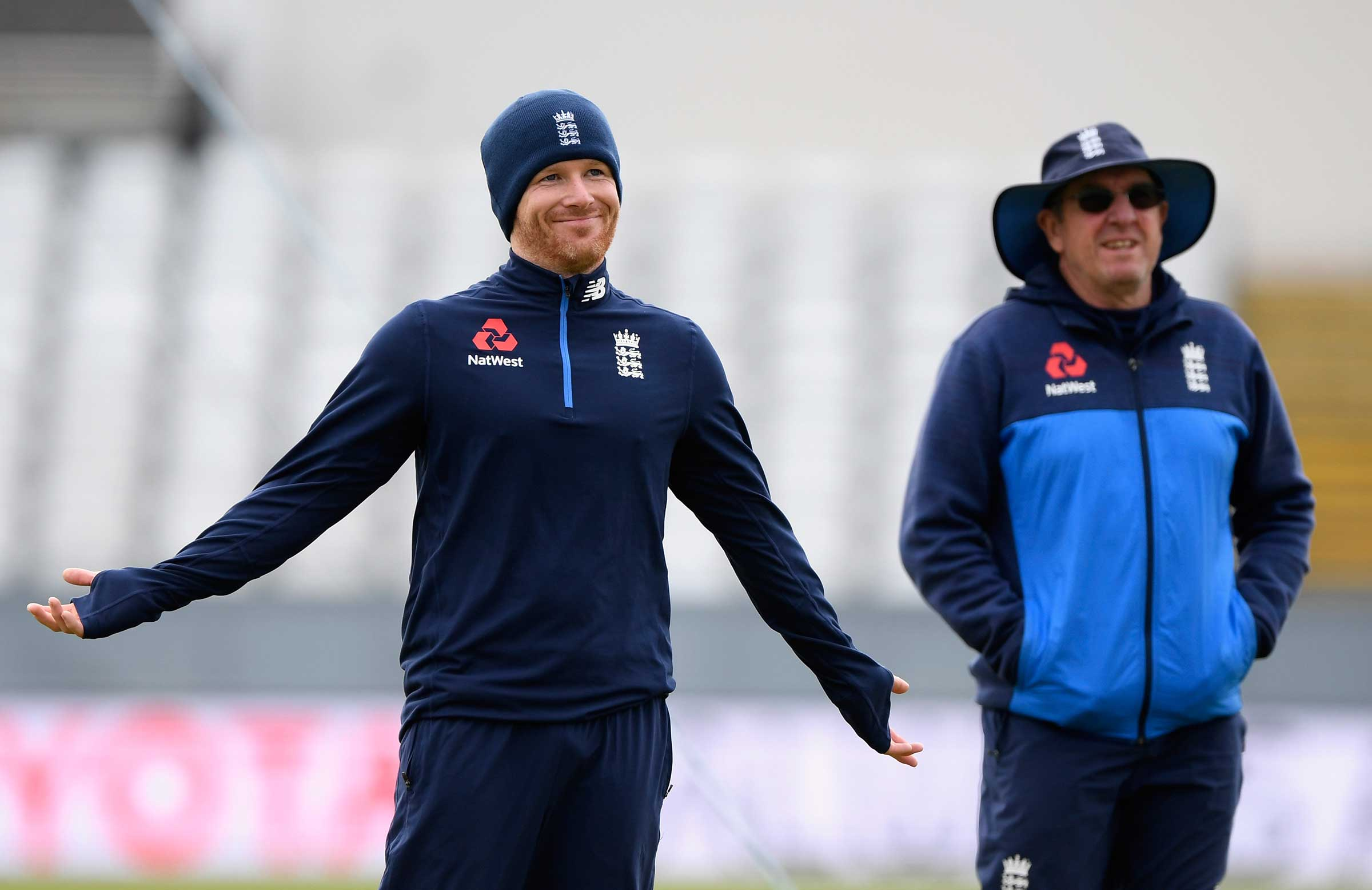 Eoin Morgan speaks in favor of Bayliss ahead of Australia ODIs