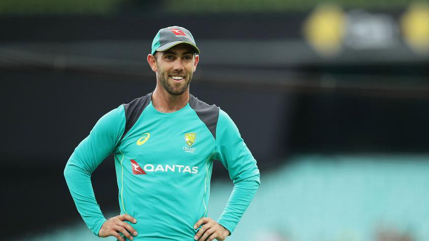 Glenn Maxwell hopeful to be selected for UAE tour