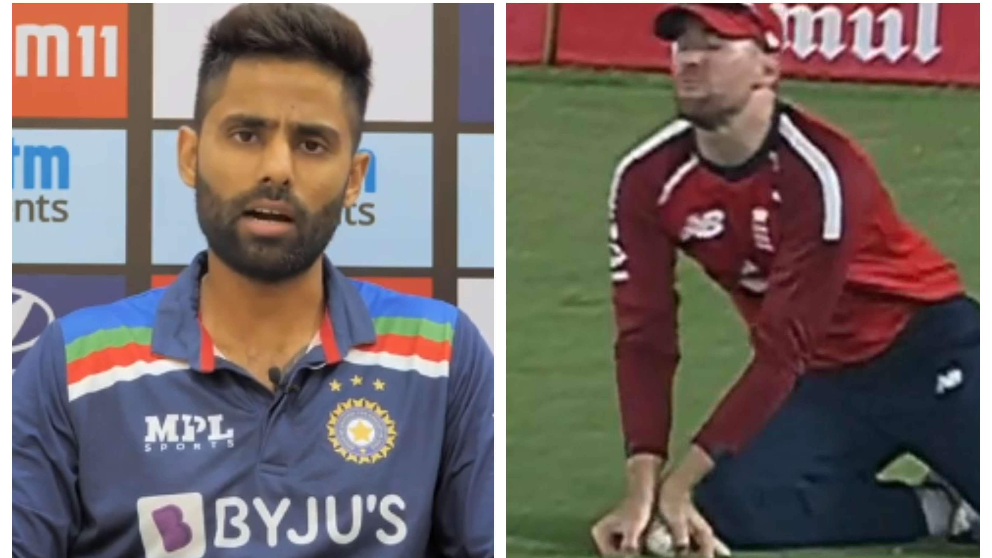 """IND v ENG 2021: """"Not really disappointed"""", Suryakumar Yadav on his controversial dismissal in 4th T20I"""