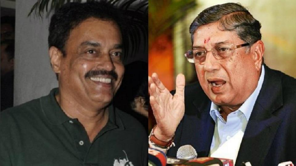 N Srinivasan deeply hurt by Dilip Vengsarkar's remarks on him