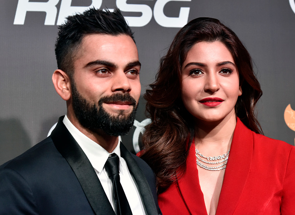 SA v IND 2018: Anushka Sharma couldn't control her excitement after Virat Kohli's unbeaten 160