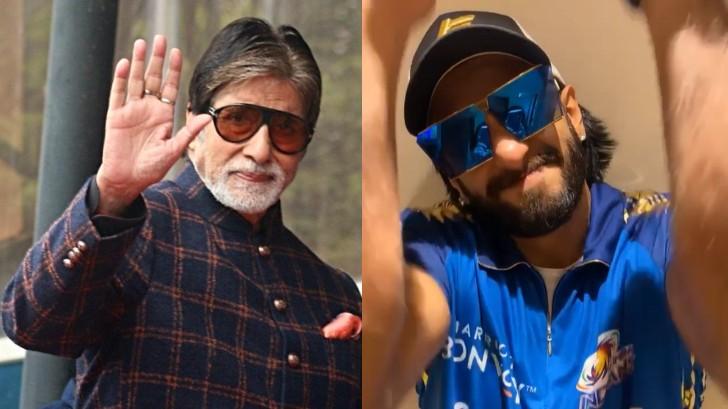 IPL 2020: Ranveer Singh celebrates MI's win with a dances on