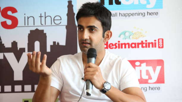 Gautam Gambhir has some advice to politicians who are criticizing the CRPF's self defense move