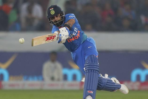 Kohli scored 94 in Hyderabad | Getty Images