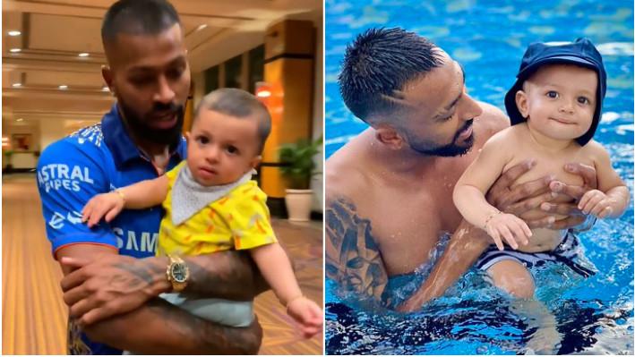 IPL 2021: Krunal Pandya and nephew Agastya team up against Hardik Pandya