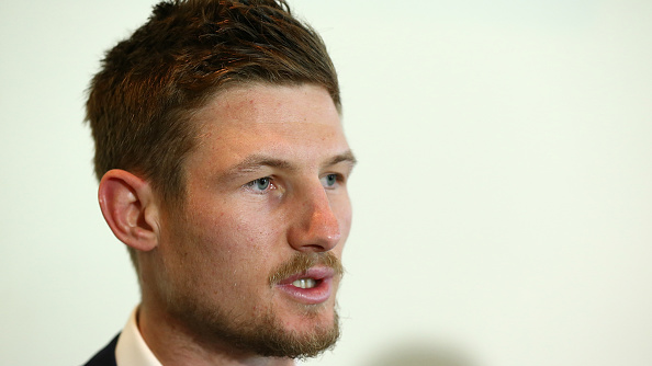 """It is something I will regret for the rest of my life,"" says Cameron Bancroft on his return to Australia"