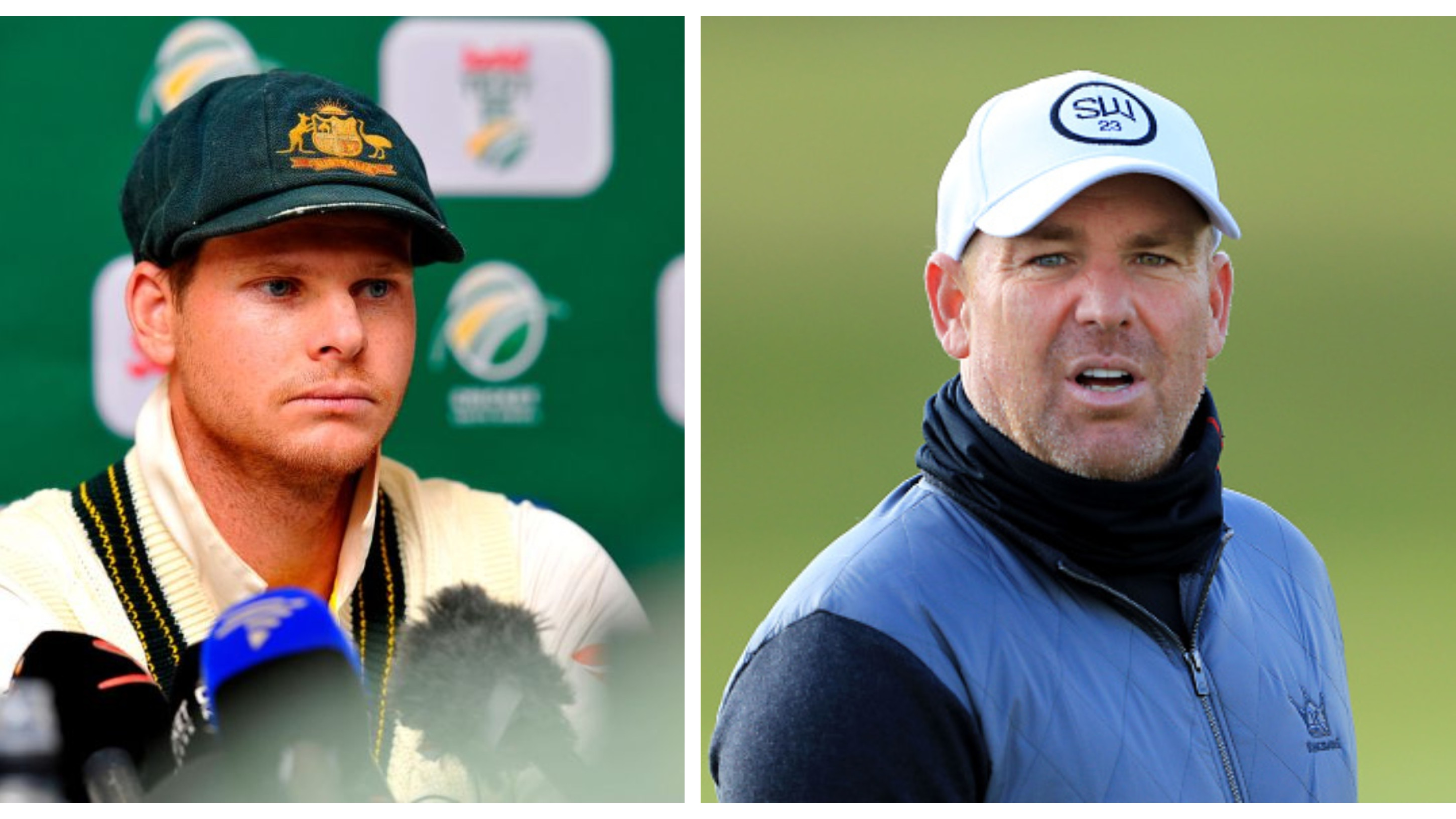 Shane Warne defends Steve Smith in the ball-tampering saga
