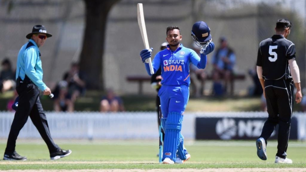 Prithvi Shaw piles on 150 as India A beats New Zealand XI in the second warm-up game