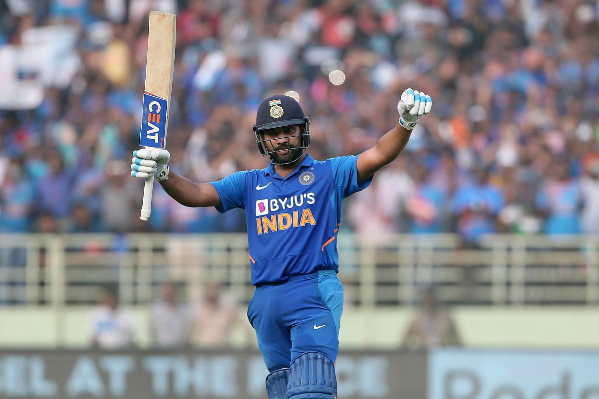 Rohit Sharma has been at his best for a long | AFP