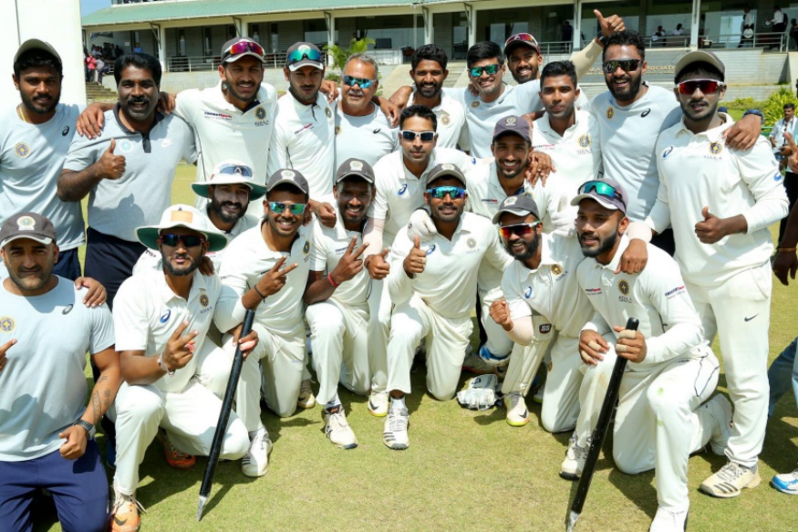 Kerala has cemented a semi-final place for the very first time | Twitter