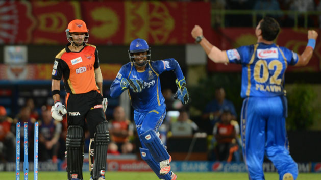 IPL 2018 : Match 4- Sunrisers Hyderabad v Rajasthan Royals - Statistical Preview