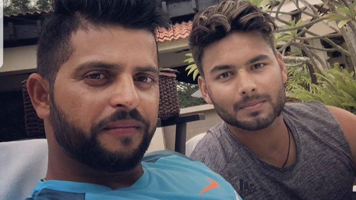 IPL 2018: Suresh Raina sees shades of himself in Rishabh Pant