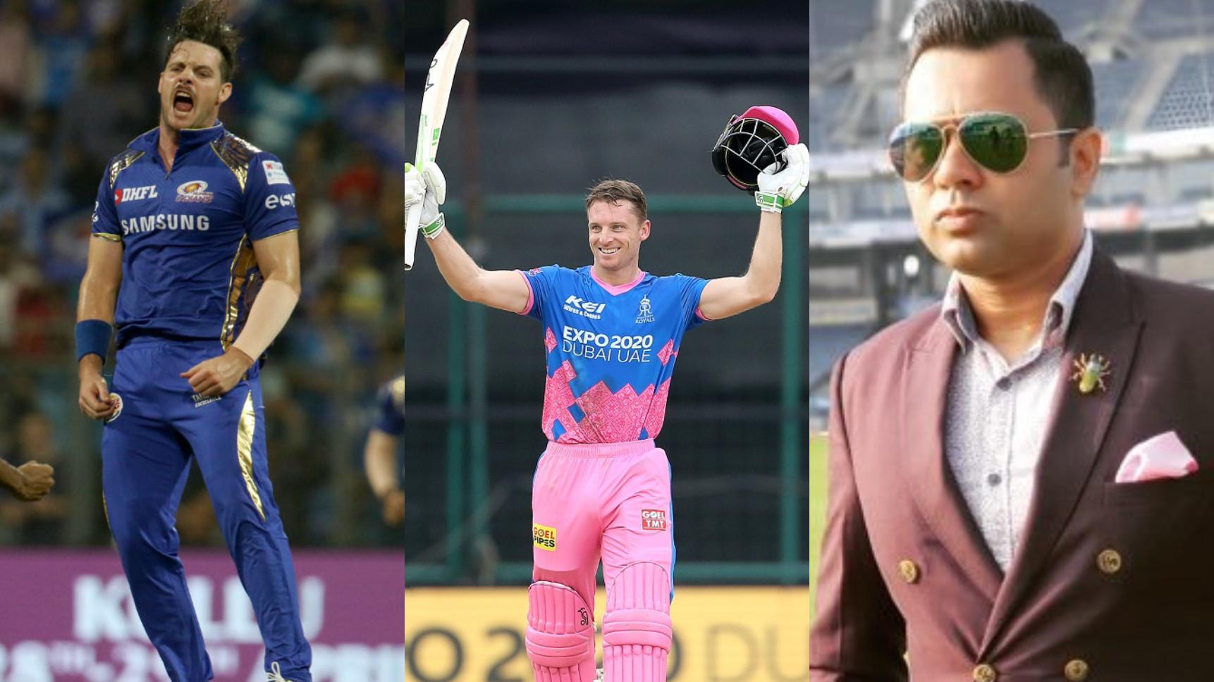 IPL 2021: Cricket fraternity all praises for Jos Buttler's brutal 124 as RR post220/3 vs SRH