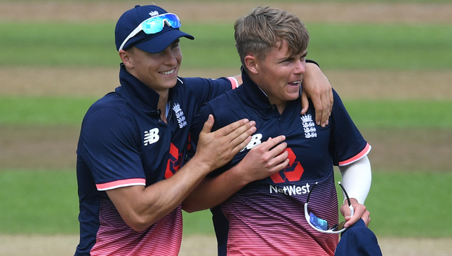 Tom and Sam Curran both plays for England   AFP