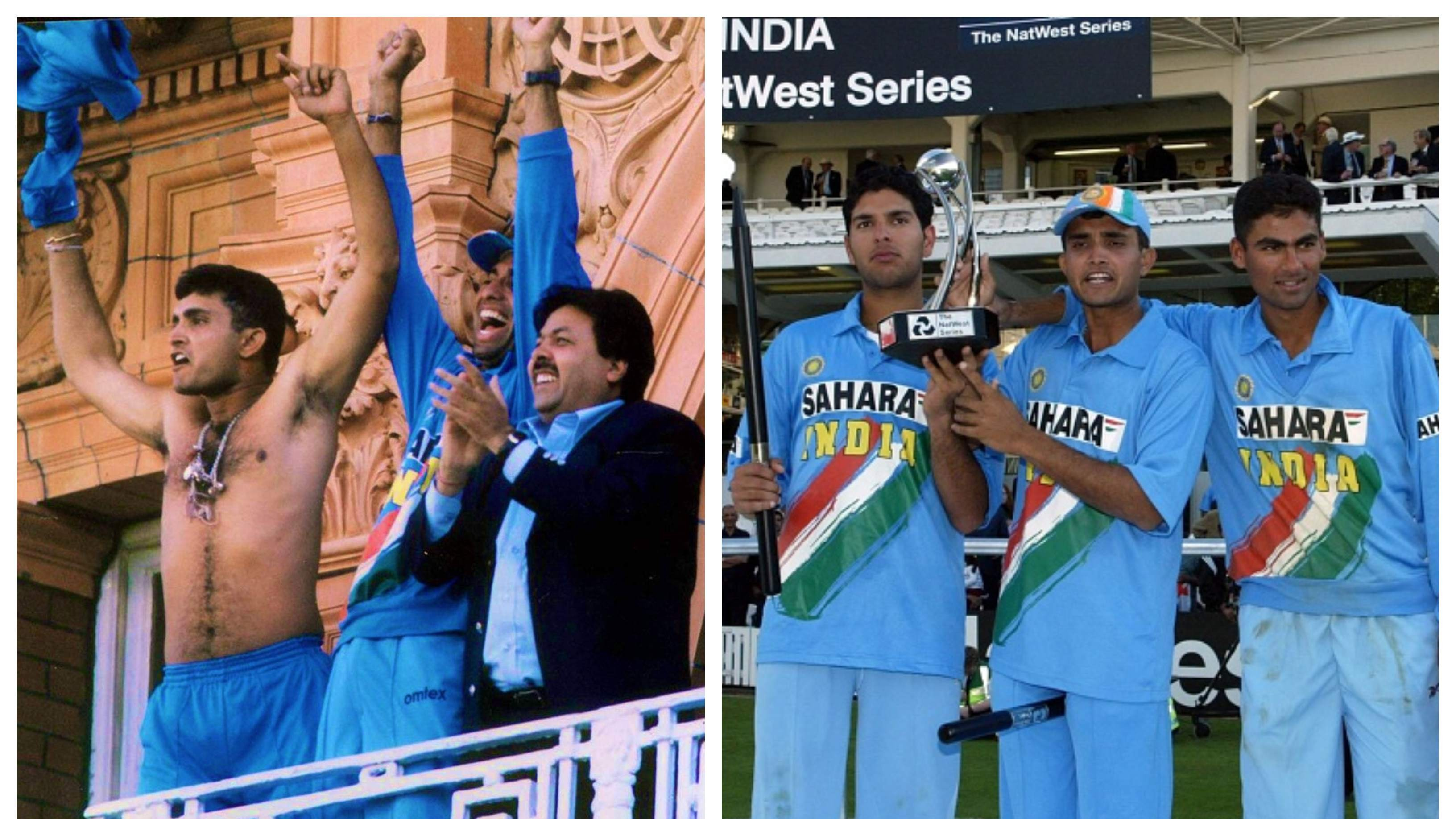 Mohammad Kaif shares 'art and artist' meme on Twitter in reference to Natwest final