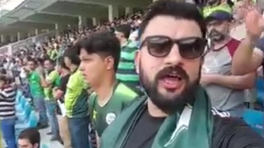 Asia Cup 2018: WATCH- A Pakistani team fan sings Indian national anthem before IND-PAK game