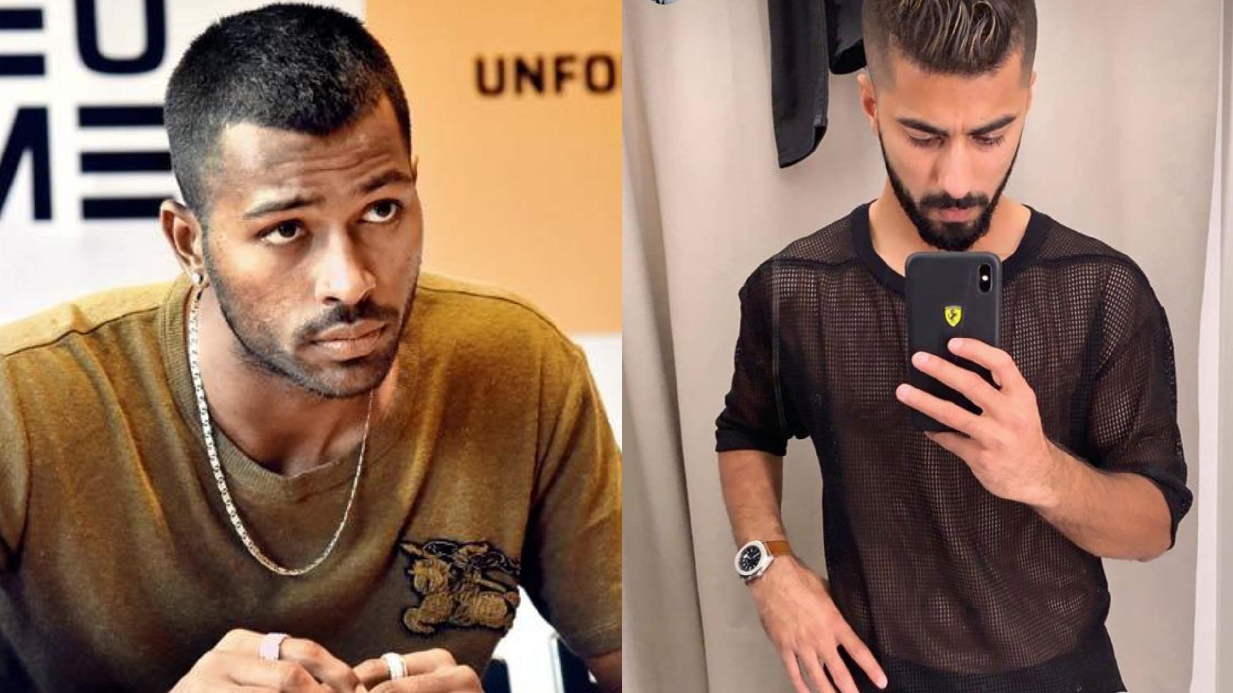 देखिये- अमेरिकी क्रिकेटर अली खान ने की हार्दिक पंड्या के पहनावे की नकल
