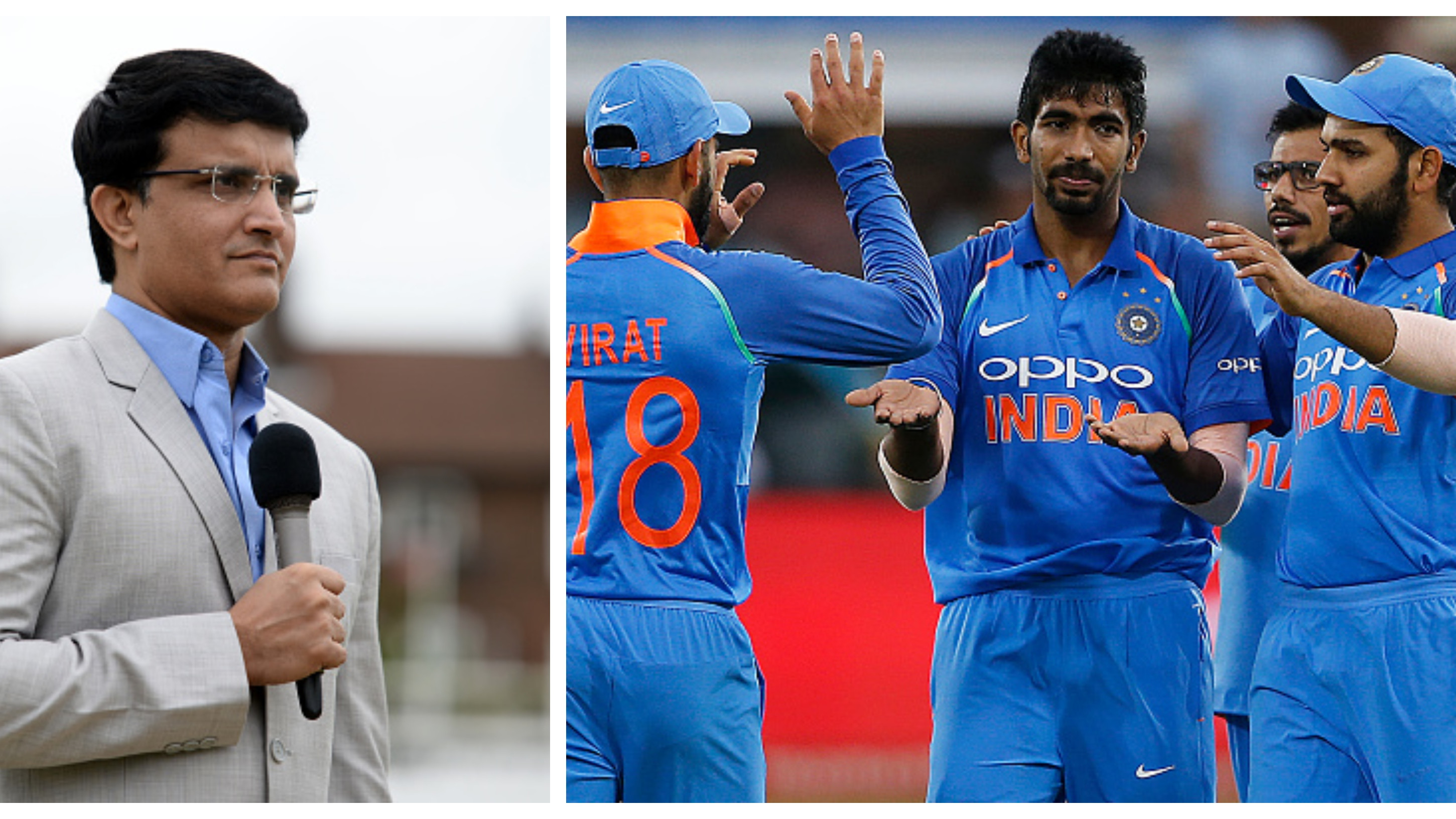 AUS v IND 2018-19: Without Bumrah India's bowling becomes their weaker suit, says Ganguly