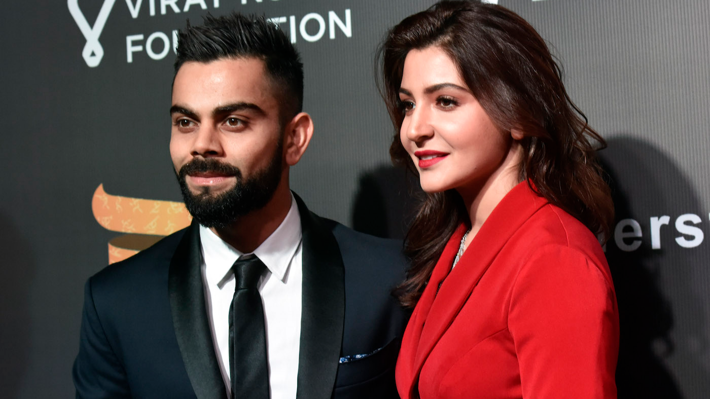 Anushka Sharma accepts Virat Kohli's