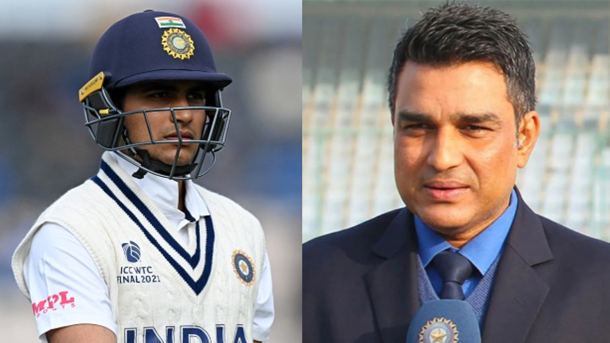 WTC 2021 Final: Shubman Gill can't keep playing on front foot, needs to work on footwork, says Manjrekar