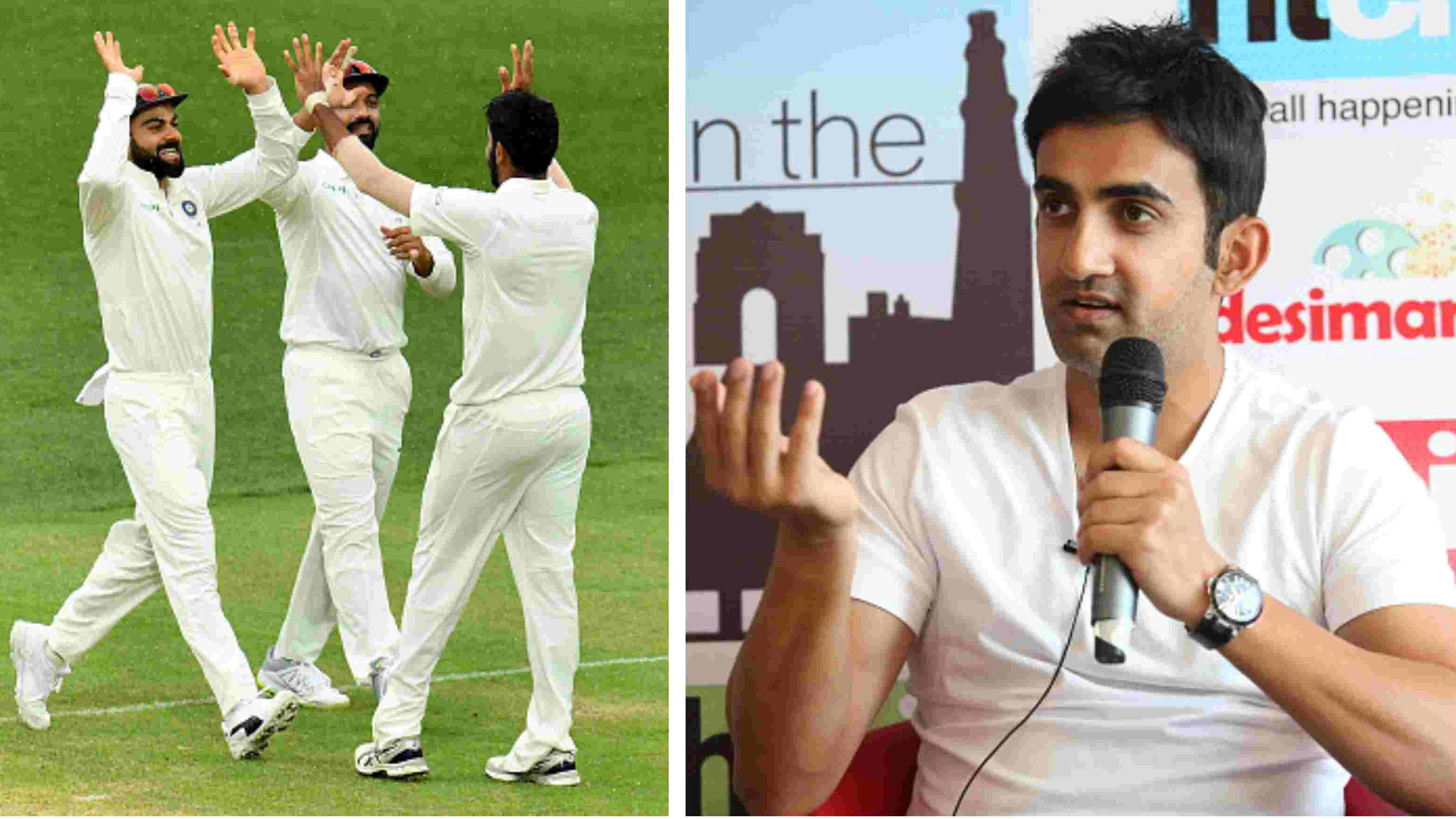 AUS v IND 2018-19: Gautam Gambhir credits Virat Kohli for identifying the current lot of fast bowlers