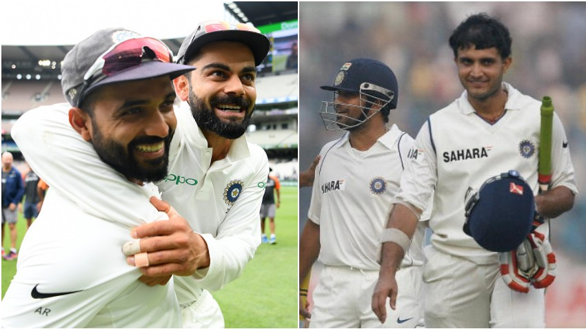 WI v IND 2019: Kohli-Rahane leave Sachin-Ganguly behind with a new partnership record for 4th wicket