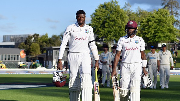 NZ v WI 2020: West Indies on verge of innings defeat in Hamilton as New Zealand dominate Day 3