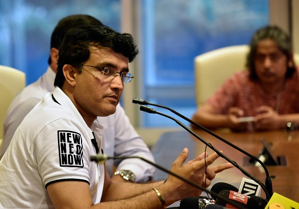 Sourav Ganguly | GETTY