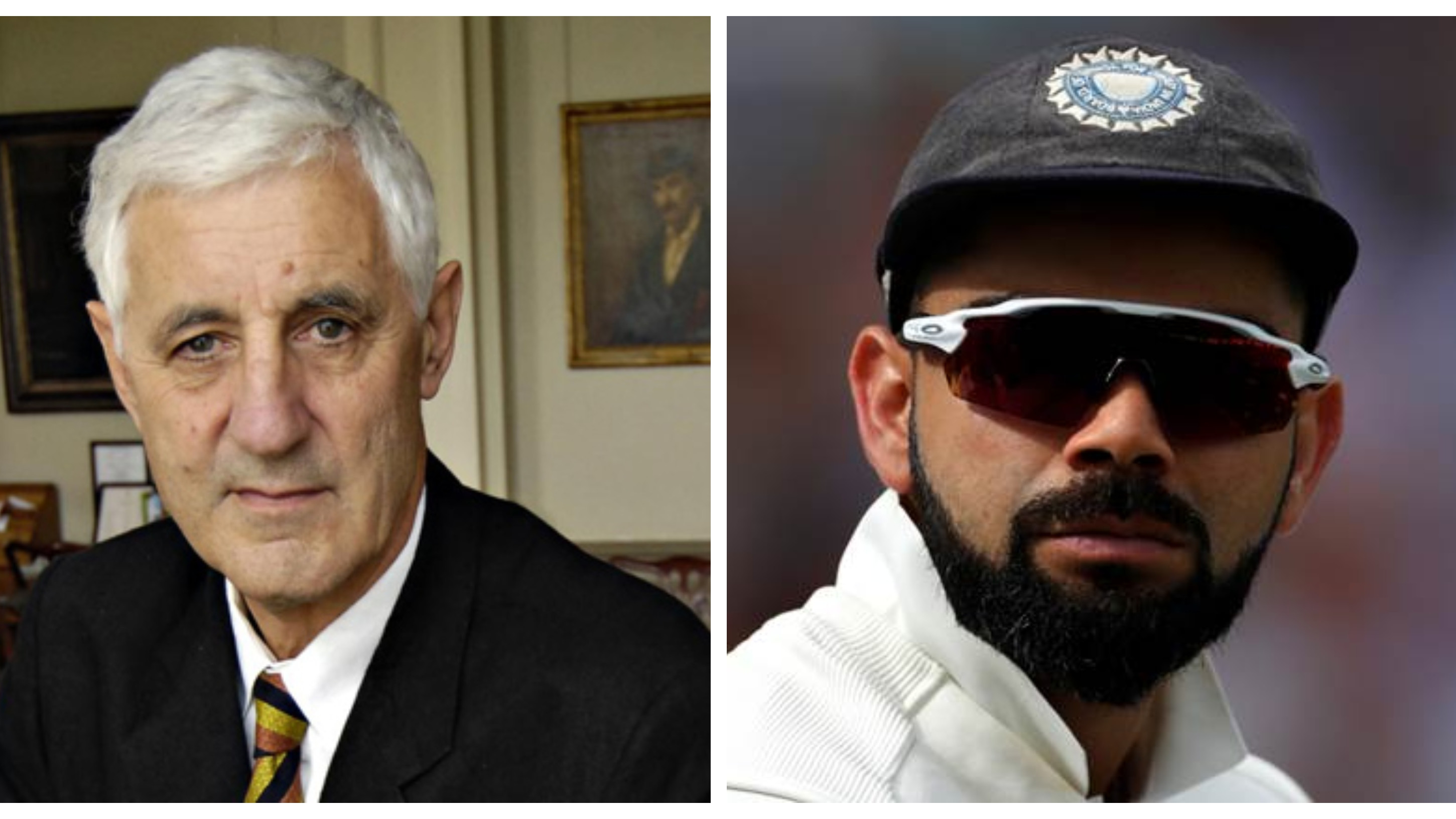 AUS v IND 2018-19: Virat's tendency to detach himself from the game is worrying, says Mike Brearley