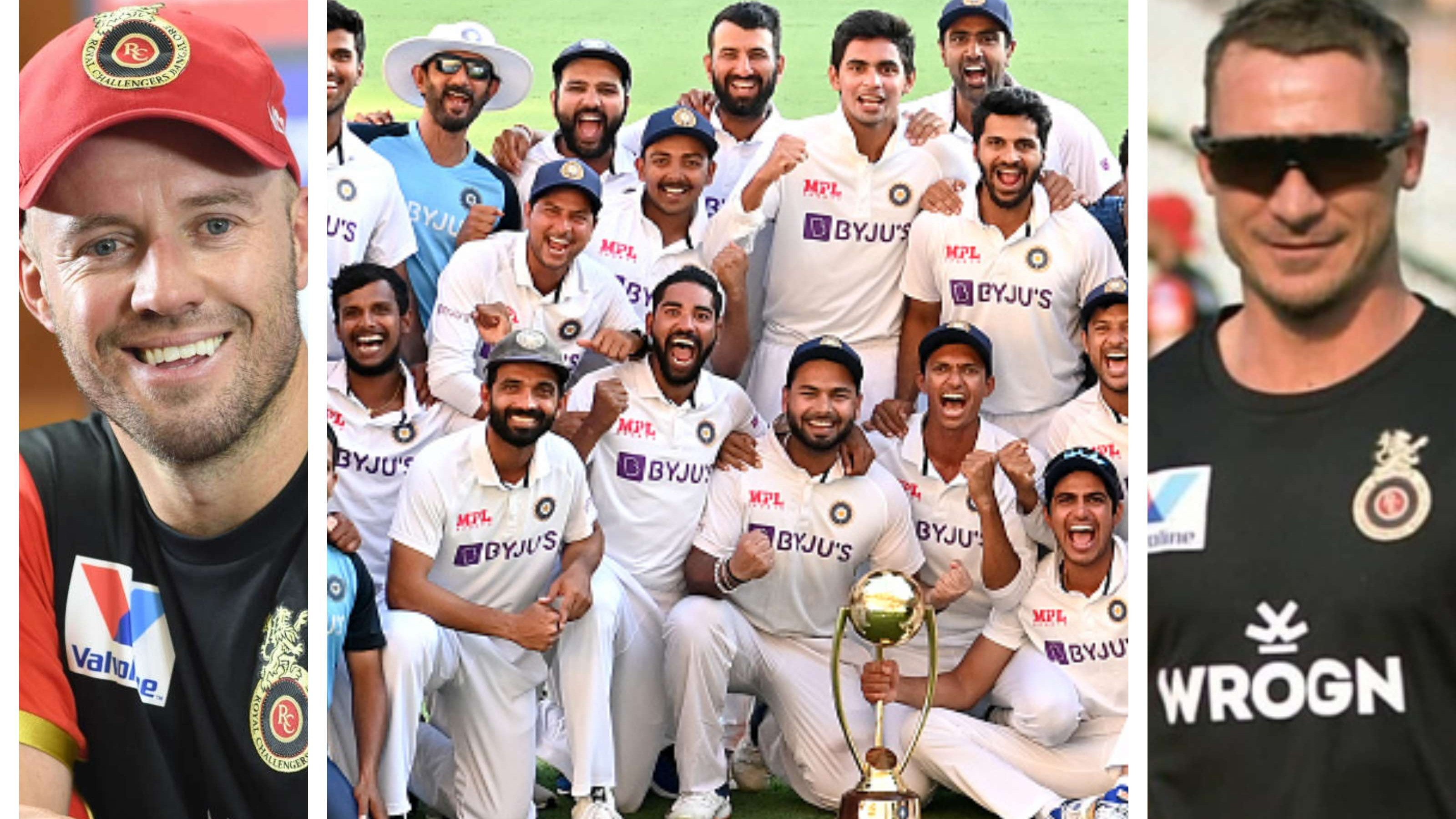 AUS v IND 2020-21: International cricket fraternity reacts as Team India pull off historic Test series win in Australia