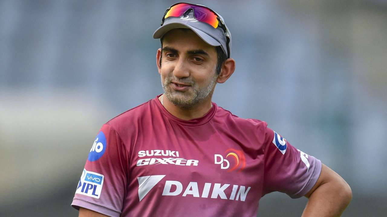 Gautam Gambhir set to be back as 'Government Nominee' in DDCA