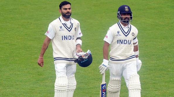 ENG v IND 2021: BCCI issues a statement on Kohli and Rahane's absence from the warm-up fixture