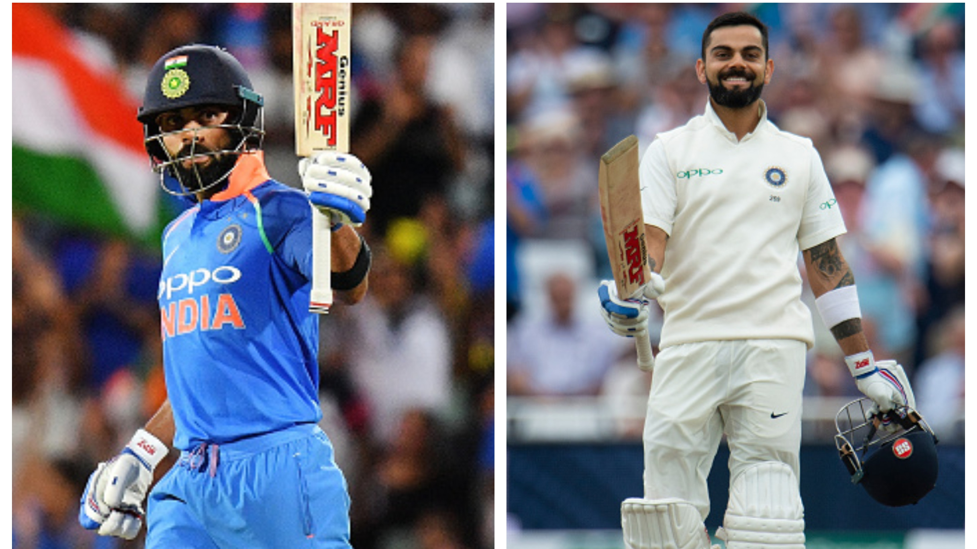 Virat Kohli creates history by sealing three major ICC awards