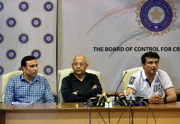 Sourav Ganguly leads the BCCI technical committee | Getty