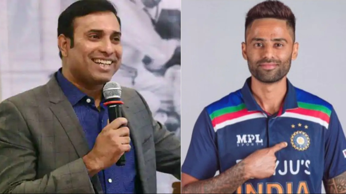 SL v IND 2021: Suryakumar Yadav on a mission to make up for lost time - VVS Laxman