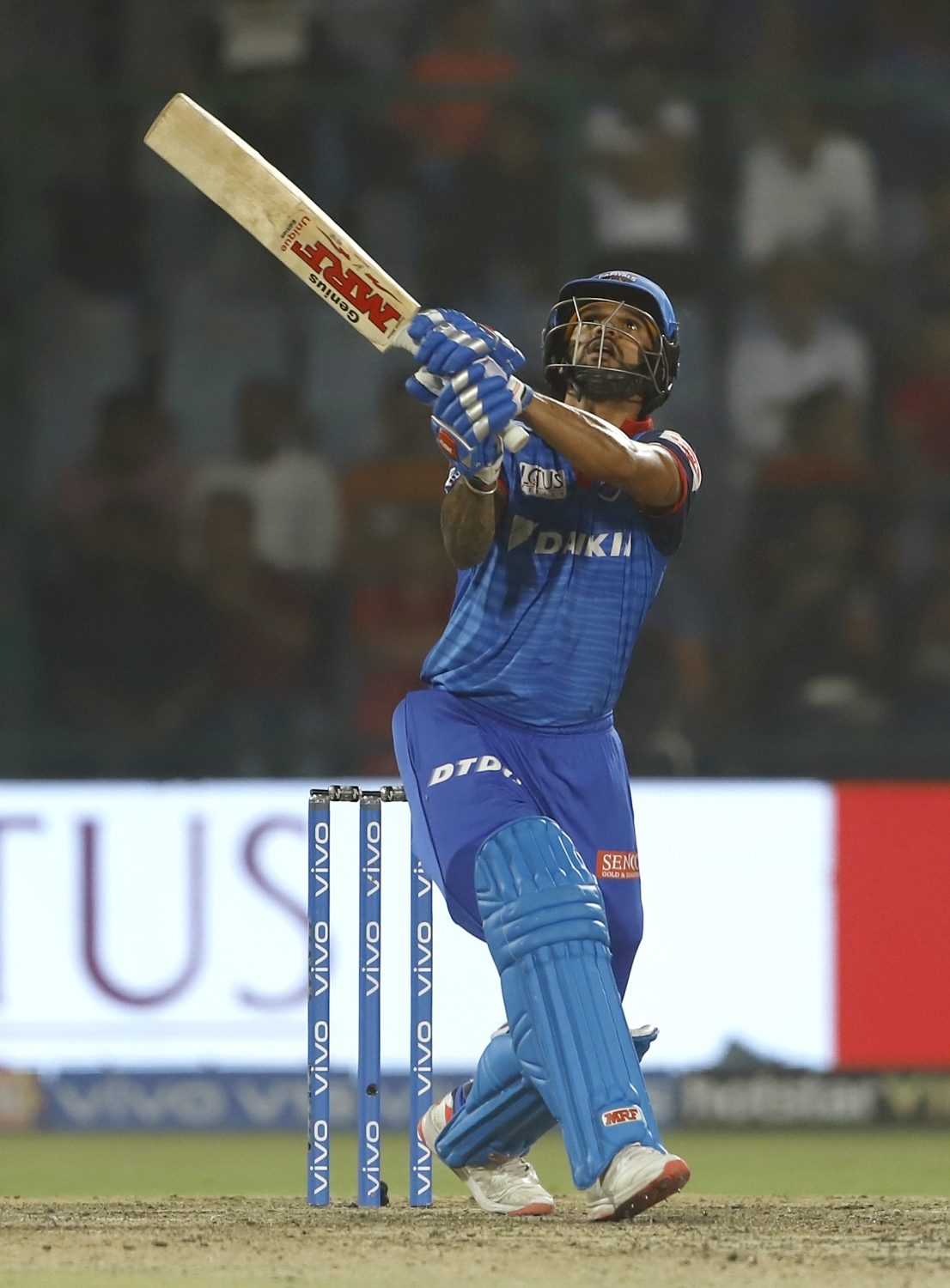 Shikhar Dhawan's fifty laid foundation for DC win | IANS