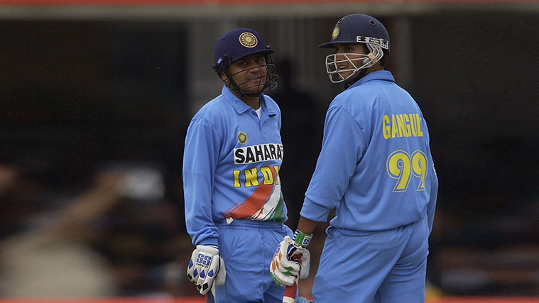 Virender Sehwag reveals how Sourav Ganguly got him to open in Tests