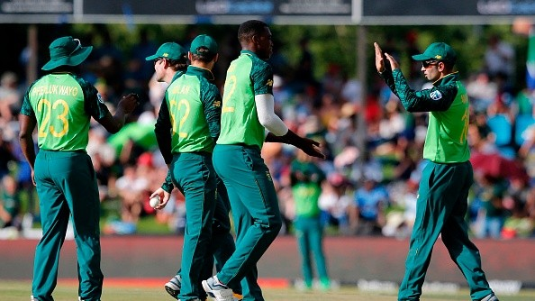 SA v ENG 2020: Three South African players under isolation after one of them tests COVID-19 positive
