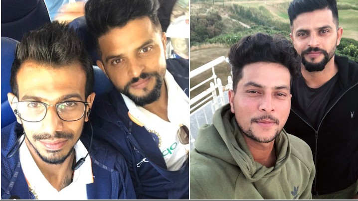 Wishes pour in from cricket fraternity as Suresh Raina turns 33