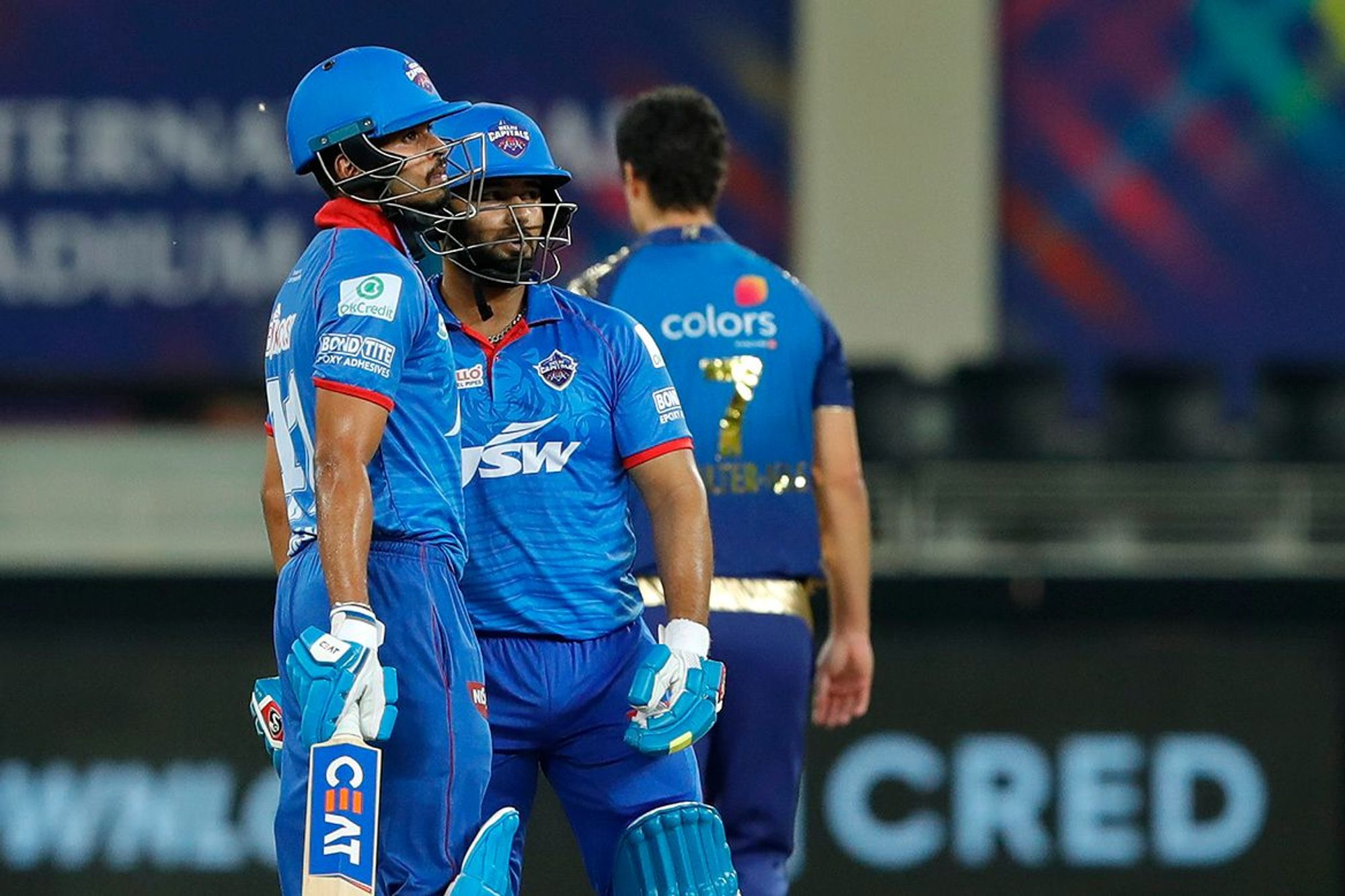 Iyer and Pant shared a 96-run stand for the fourth wicket | IPL/BCCI