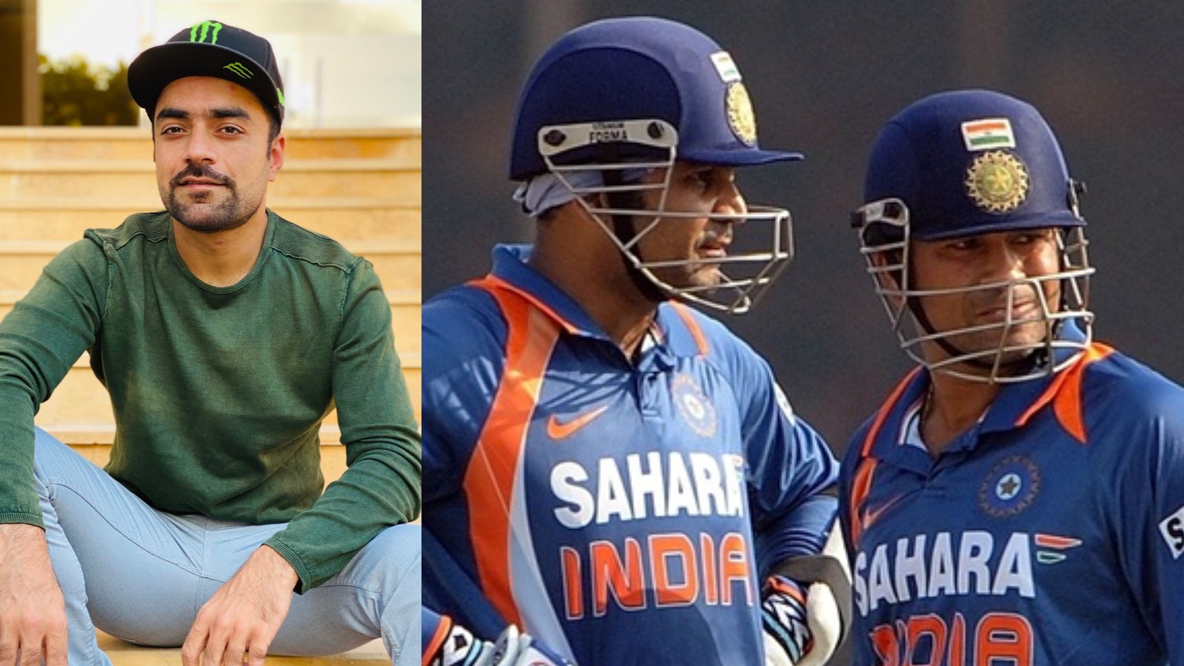 Rashid Khan reveals one batsman from the past he wanted to bowl to