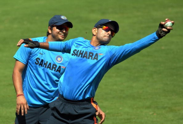 Suresh Raina hails Rahul Dravid for being his support system