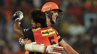 IPL 2018: Billy Stanlake the unexpected hero of the day for Sunrisers Hyderabad