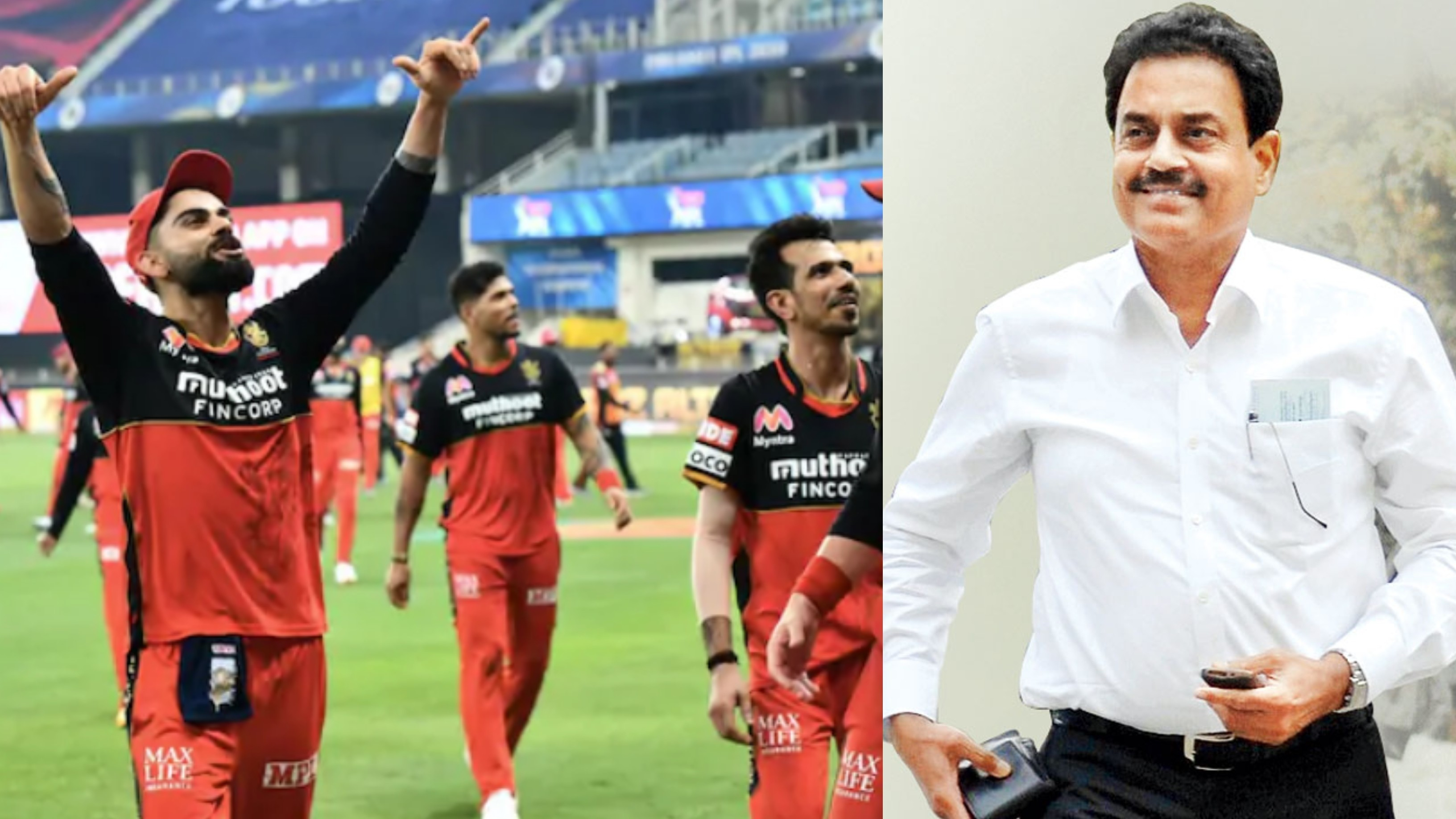 IPL 2020: Dilip Vengsarkar backs Virat Kohli-led RCB to win IPL 13 trophy