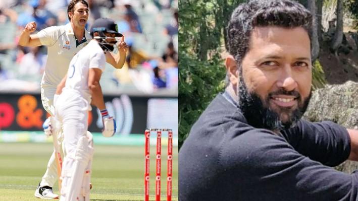 AUS v IND 2020-21: Wasim Jaffer responds to a fan who mistook him as India batting coach