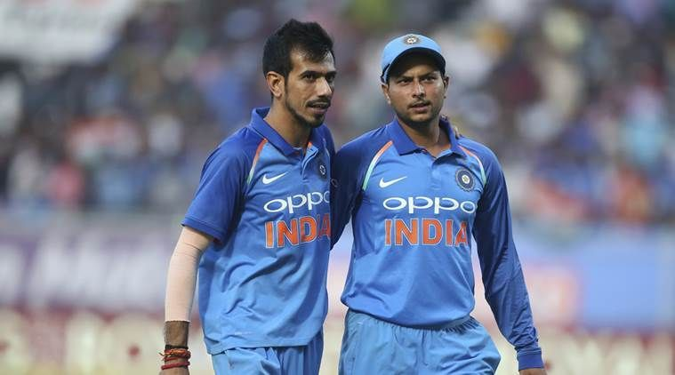 The spin twins Kuldeep-Chahal might keep HK batsmen guessing all the time | AFP